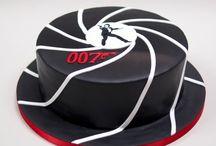 Party tema 007 / Idee per birthday Lucio tema 007