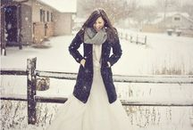 Winter Wedding Inspiration / by Shine Wedding Invitations