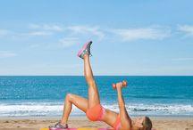 Fitness / by Elizabeth Henderson