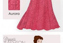 Disney fashion design