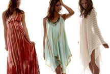 parçalı sile bezi elbise