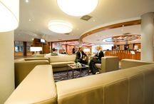 H4 Hotel Leipzig / Das H4 Hotel Leipzig (ehemals Ramada Hotel Leipzig) verfügt über eine sehr guter Verkehrsanbindung und ist das ideale Hotel für Veranstaltungen und Tagungen.