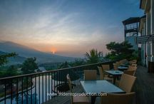 Jambuluwuk Batu Village Resort / Spectacular Boutique Resort in Batu. East Java. Indonesia