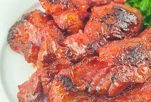Filipino meat food