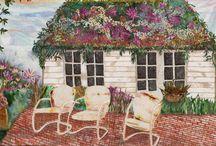 Art Quilts / by Suzy Mathews