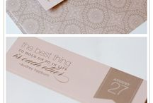 Wedding Printables / by Amy Elston