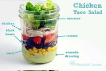Great ideas for salads