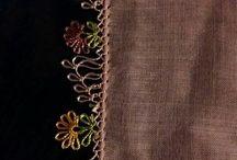 arménska šitá krajka