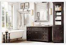 bathrooms / by Jennifer Villeneuve