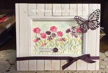 SU Designerpapier Zarter Frühling - Painted Blooms Designer Series Paper