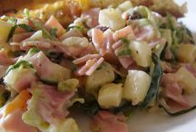 saladas da mirian Lopes