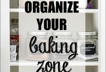 Cleaning Remedies and Organization Ideas