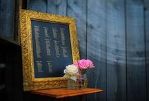 Reception Ideas / by Jenny Lee