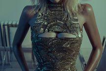 Chloe x Aloura London / Model Chloe Watson for Aloura London. Designed by Rachel O'Mahony and Emily Hill.