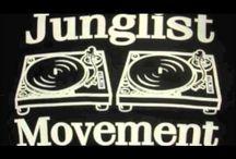 Junglist Life my bass