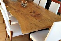 Decorate ~ Rustic Decor / Live Edge Furniture, Rustic, Log