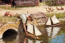 Art - Paintings of People