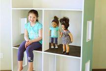 dolls house's