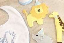 Birthday party inspiration / For baby