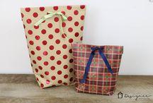 cadeau inpakken ideas