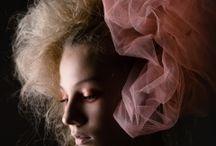 Fashion Hair Updo by Felix Shtein