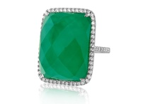 Green With Envy-2013 Pantone Color of the Year / Emerald is the color of 2013...wear it proudly or else you'll be green with envy!