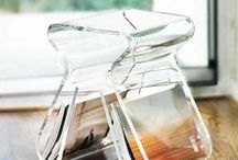 Clear   Acrylic  / by Modern Matter