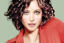 Curly Hair Styles / by Terri Henry