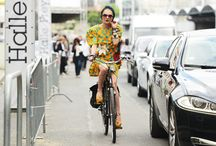 Babin' Bikes // Bicycle Style / by Sophie Mollison