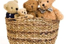 Teddy Bears to hug... / by Sandee Dusbiber