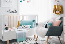 Ivy's big girl room