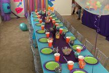Eli's First Birthday