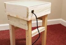 PAHM Inspired Light Box