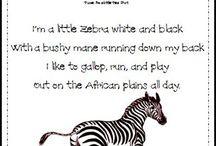 Wild animal theme