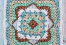 ELLE - Crochet-a-Long / Scuare Ten http://www.elleyarns.com/knitting-patterns/crochet-a-long/