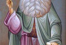 iconografie - altele, tehnica picturii