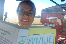 Where R U Reading Rooville? / Pics people have sent me when reading Rooville.