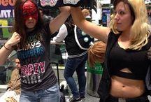 WWE Cosplay / Negozio Etsy :  https://www.etsy.com/it/shop/YuterCosplay?ref=hdr_shop_menu