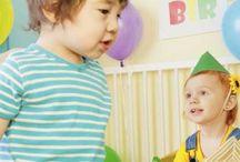 Anniversaire / créer une journée d'anniversaire pour enfants de 7 ans