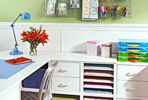 Organise - craft room