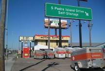 U-Haul S. Padre Sign Project / Artist, El Monstrou, transforms a basic U-Haul sign into a work of art in Corpus Christi, TX. Watch the videos and see photos of the project here.  / by U-Haul Co