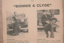 Inspired by Bonnie & Clyde