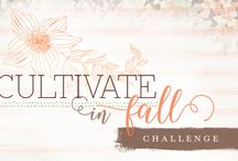 Cultivate In Fall Challenge / As you all might know we like to keep things interesting!   Vote (like\heart) the project you like the most.  Read more about it in the blog: http://bit.ly/1JeFNhN   / by Art Gallery Fabrics