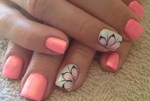 Sweet nails / by Kayden Ybarra The Dancer