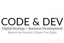 Logo Design / Logo Design and Logo Concepts by Code & Dev graphic designers in Estero Florida