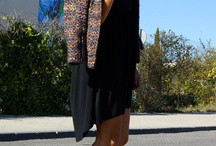 "Fashion&Style: ""Tail Hem"" / A tail hem is when a dress is slightly longer in the back. Like them? / by ""Outfit Ideas, by Chicisimo"" Fashion iPhone App"