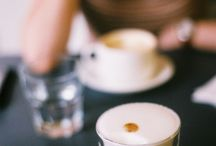 More coffee, please. / by Elizabeth Rabun