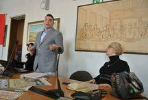 Presentazione portale turistico / Il 14 febbraio 2015, presso la sala consiliare di Ceregnano si è tenuta la presentazione del portale turistico del paese: www.quiceregnano.eu