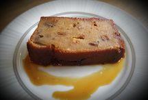 Tortas / Budin / Tablero de tortas