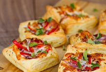 Pizza tarts / Finger food